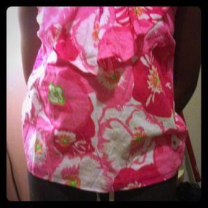 Lilly Pulitzer sleeveless shirt 👕